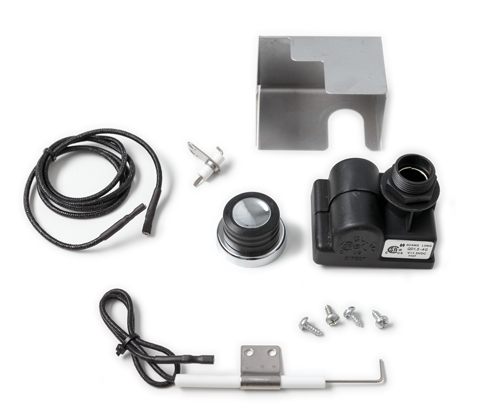 Electronic 4-Outlet Ignition Assembly Kit #CUI100A