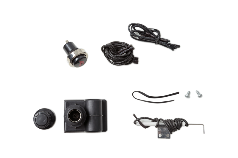 Electronic 3-Outlet Ignition Assembly Kit #CUI102A