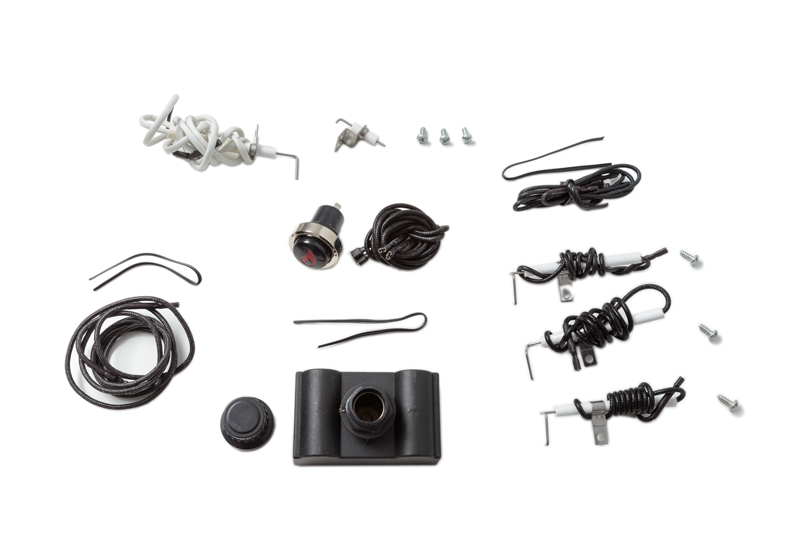 Electronic 5-Outlet Ignition Assembly Kit #CUI106A