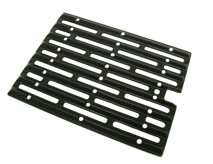 Porcelain Cast Iron Infrared Zone Cooking Grate #G525-0055-01