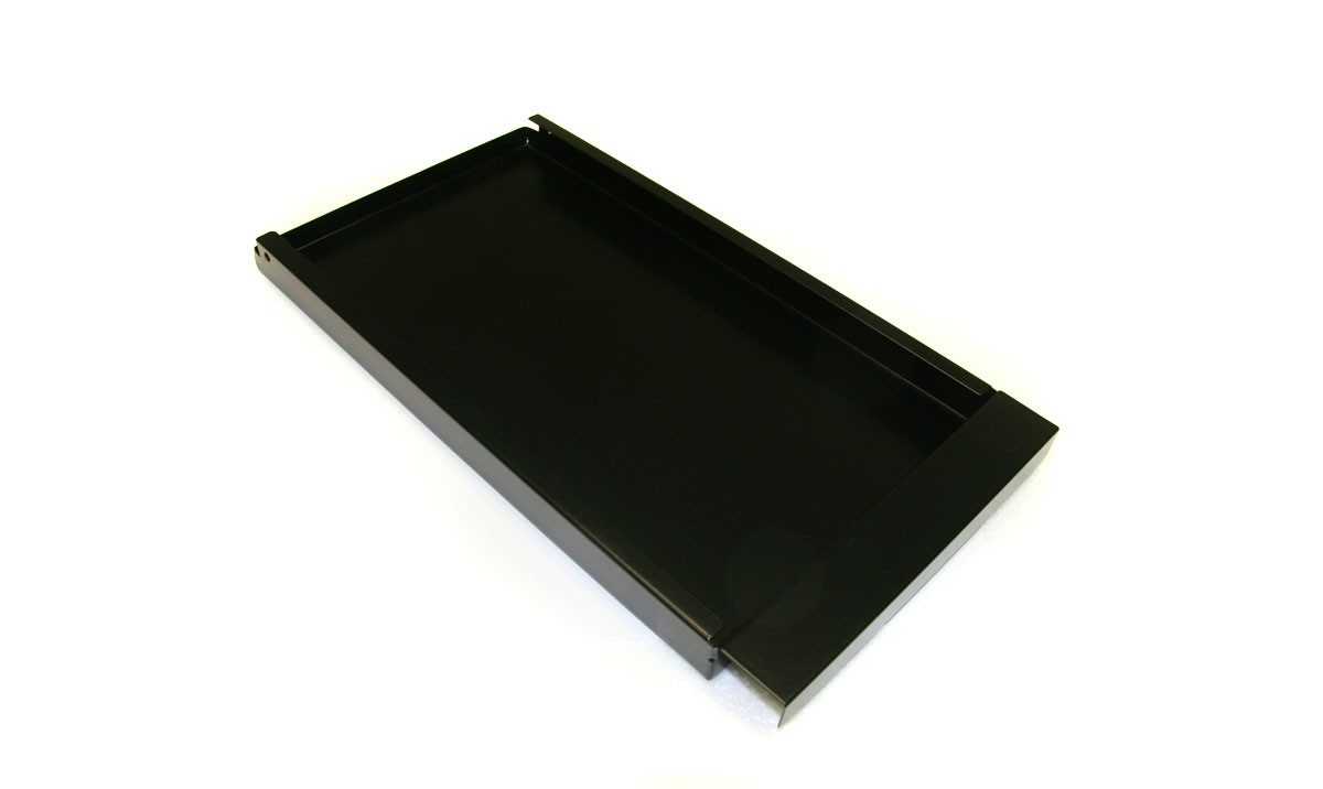 Infrared Side Burner Grease Tray #G614-0075-01