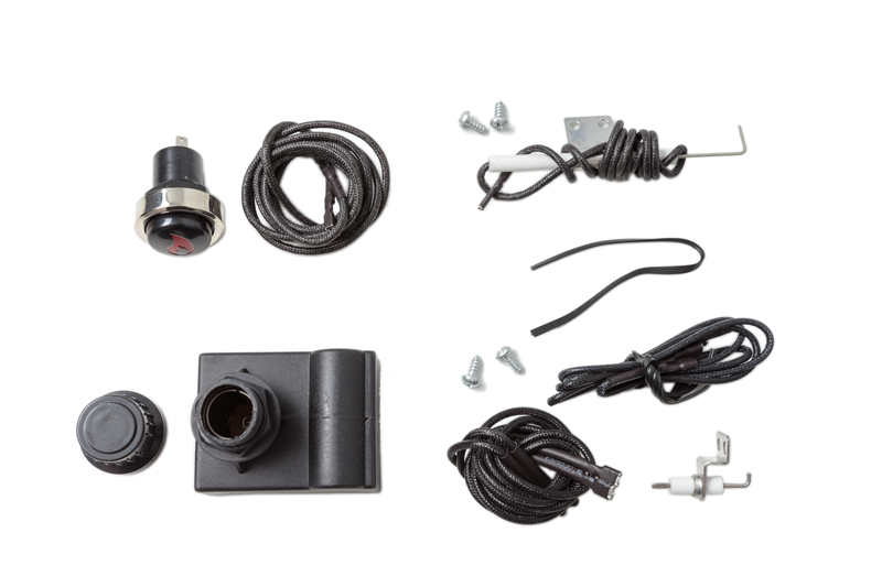 Electronic 4-Outlet Ignition Assembly Kit #CUI103A